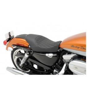 Asiento Solo Low Diamond Harley Davidson Sportster 07-15