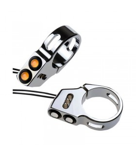 Intermitentes Led Rat Style Horquillas 39mm