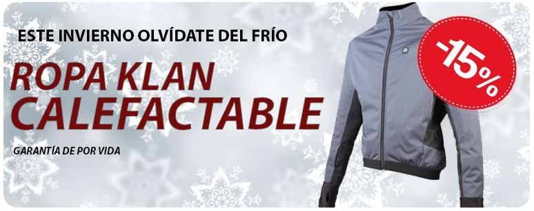 Ropa Calefactable